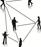 Netværk mellem mennesker AZENA