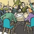 Møder med enevældige mødeledere og passive deltagere er passé