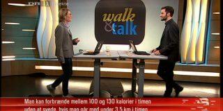 Walk and talk – nu på rullebånd i mødelokalet