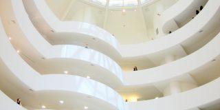 Få det bedste netværksrum med kurver og udsigt