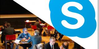 matchmaking på Skype