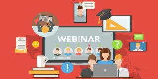 Nå ud til flere med engagerende Webinarer
