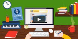 Tænk webinaret som et forløb med tre typer indhold